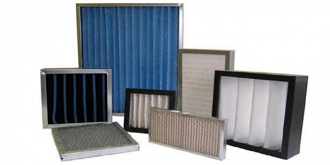 Фильтры для систем вентиляции: виды, использование, замена